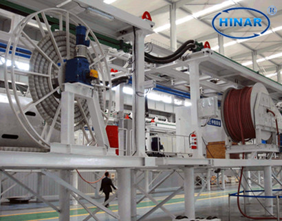 TBM Hose Reel & High Voltage Cable Reel